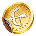 File:Icon Item Choco Coin of Archer.png