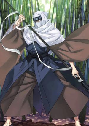 Hozoin Inshun (3-Star Lancer fp Servant) - Grand Order Wiki
