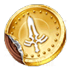 Icon Item Choco Coin of Saber.png