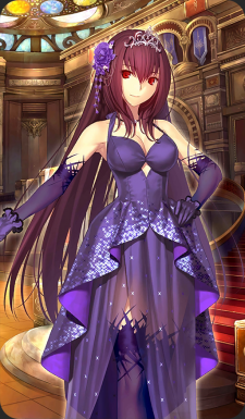 Fgo Scathach Craft Essence