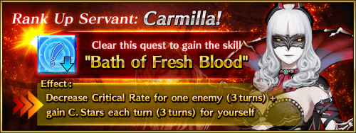 Carmilla Rank Up.png