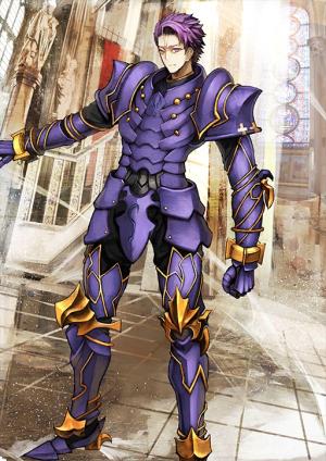 Lancelot (Saber) (4-Star Saber Servant) - Grand Order Wiki